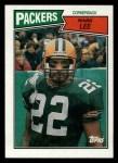 1987 Topps #359  Mark Lee  Front Thumbnail