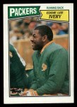1987 Topps #357  Eddie Lee Ivery  Front Thumbnail