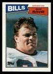 1987 Topps #367  Sean McNanie  Front Thumbnail