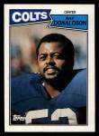 1987 Topps #381  Ray Donaldson  Front Thumbnail