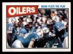 1987 Topps #306   Oilers Leaders Front Thumbnail