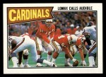 1987 Topps #328   Cardinals Leaders Front Thumbnail