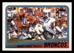 1988 Topps #22   Broncos Leaders Front Thumbnail