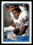 1988 Topps #114  Keith Bostic  Front Thumbnail