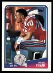 1988 Topps #181  Irving Fryar  Front Thumbnail