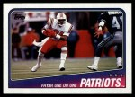 1988 Topps #175   Patriots Leaders Front Thumbnail