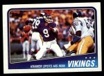 1988 Topps #146   Vikings Leaders Front Thumbnail