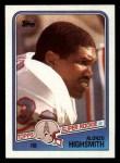 1988 Topps #105  Alonzo Highsmith  Front Thumbnail