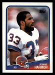 1988 Topps #222  Ronnie Harmon  Front Thumbnail