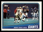 1988 Topps #271   Giants Leaders Front Thumbnail