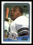 1988 Topps #270  Michael Downs  Front Thumbnail