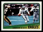 1988 Topps #233   Eagles Leaders Front Thumbnail