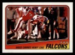 1988 Topps #383   Falcons Leaders Front Thumbnail