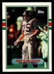 1989 Topps #86  Keith Millard  Front Thumbnail