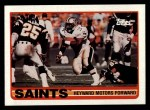 1989 Topps #152   Saints Leaders Front Thumbnail