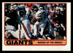1989 Topps #165   Giants Leaders Front Thumbnail