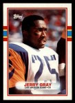 1989 Topps #131  Jerry Gray  Front Thumbnail