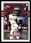 1989 Topps #115  Randall Cunningham  Front Thumbnail