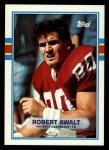 1989 Topps #284  Robert Awalt  Front Thumbnail