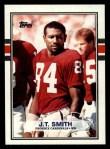1989 Topps #287  J.T. Smith  Front Thumbnail
