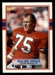 1989 Topps #248  Rulon Jones  Front Thumbnail