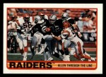 1989 Topps #264   Raiders Leaders Front Thumbnail