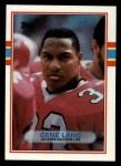 1989 Topps #343  Gene Lang  Front Thumbnail