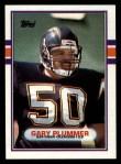 1989 Topps #305  Gary Plummer  Front Thumbnail