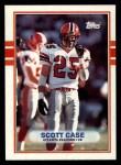 1989 Topps #339  Scott Case  Front Thumbnail