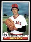 1979 Topps #597  Bob Stanley  Front Thumbnail