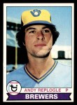 1979 Topps #427  Andy Replogle  Front Thumbnail