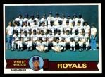 1979 Topps #451   -  Whitey Herzog  Royals Team Checklist Front Thumbnail