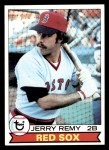1979 Topps #618  Jerry Remy  Front Thumbnail