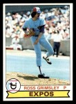 1979 Topps #15  Ross Grimsley  Front Thumbnail