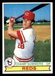 1979 Topps #516  Champ Summers  Front Thumbnail