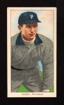 1909 T206 BEND Tommy Leach  Front Thumbnail