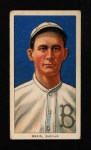1909 T206  Dave Brain  Front Thumbnail