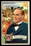 1956 Topps U.S. Presidents #27  William Mckinley  Front Thumbnail