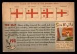 1955 Topps Rails & Sails #198   Tow Boat Back Thumbnail