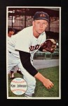 1964 Topps Giants #2  Ken Johnson   Front Thumbnail
