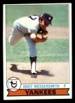 1979 Topps #278  Andy Messersmith  Front Thumbnail