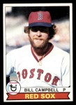 1979 Topps #375  Bill Campbell  Front Thumbnail