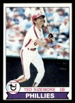 1979 Topps #297  Ted Sizemore  Front Thumbnail
