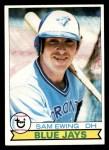 1979 Topps #521  Sam Ewing  Front Thumbnail