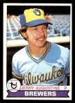 1979 Topps #357  Jerry Augustine  Front Thumbnail