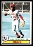 1979 Topps #475  Dan Driessen  Front Thumbnail