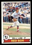 1979 Topps #455  Bill Lee  Front Thumbnail