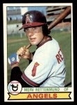 1979 Topps #48  Merv Rettenmund  Front Thumbnail