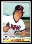 1979 Topps #71  Brian Downing  Front Thumbnail