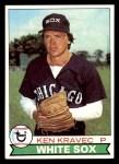 1979 Topps #283  Ken Kravec  Front Thumbnail